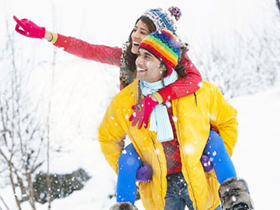 4N/5D Kashmir Honeymoon Package