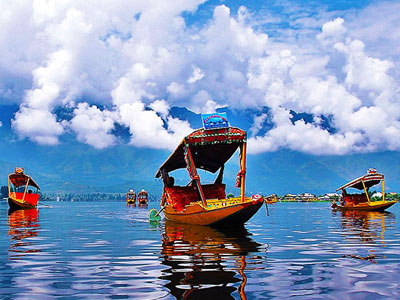 7N/8D Kashmir Honeymoon Trip