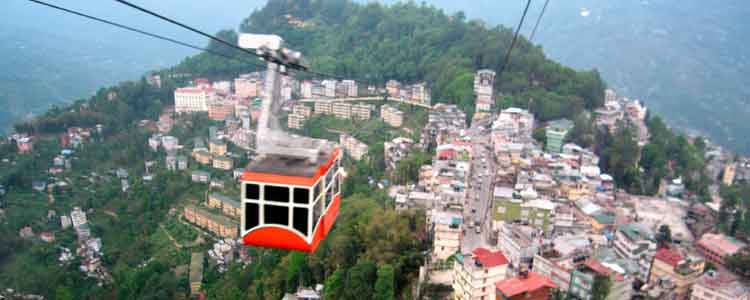 gangtok honeymoon Package