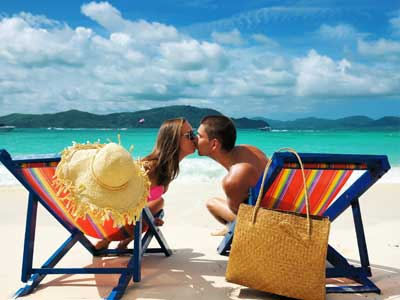 Goa Honeymoon Tour from Mumbai