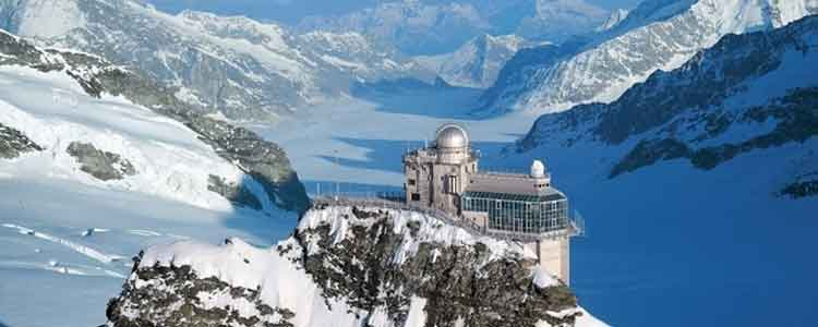 jungfraujoch Tour Package