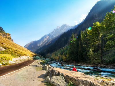 6N/7D Kashmir Honeymoon Package