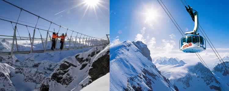 mount titlis switzerland