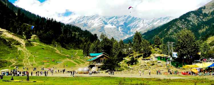 solang valley tour packages